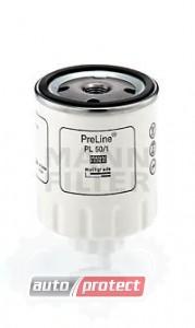 Фото 1 - MANN-FILTER PL 50/1 фильтр топливный