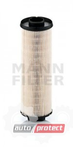 Фото 1 - MANN-FILTER PU 850 x фильтр топливный