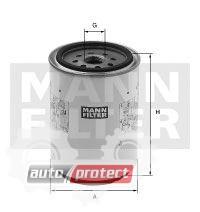 Фото 1 - MANN-FILTER WK 1142/1 x фильтр топливный