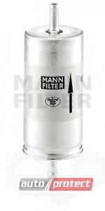 Фото 1 - MANN-FILTER WK 413 фильтр топливный