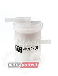 Фото 1 - MANN-FILTER WK 42/81 фильтр топливный