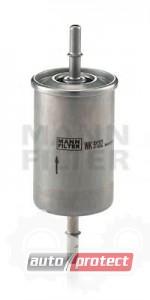 Фото 1 - MANN-FILTER WK 512/2 фильтр топливный