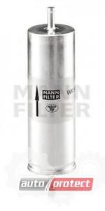 Фото 1 - MANN-FILTER WK 516 фильтр топливный
