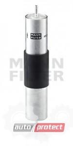 Фото 1 - MANN-FILTER WK 516/1 фильтр топливный