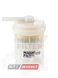 Фото 1 - MANN-FILTER WK 52 фильтр топливный