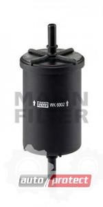 Фото 1 - MANN-FILTER WK 6002 фильтр топливный