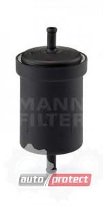 Фото 1 - MANN-FILTER WK 613/1 фильтр топливный