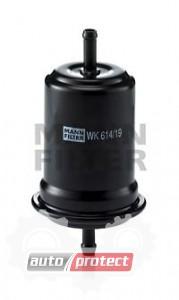 Фото 1 - MANN-FILTER WK 614/19 фильтр топливный