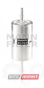 Фото 1 - MANN-FILTER WK 614/46 фильтр топливный