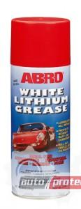 Фото 1 - Abro LG-380 Смазка литиевая белая