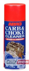 Фото 1 - Abro Carb and Choke Cleaner Очиститель карбюратора