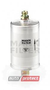 Фото 1 - MANN-FILTER WK 726 фильтр топливный