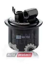 Фото 1 - MANN-FILTER WK 76/2 фильтр топливный