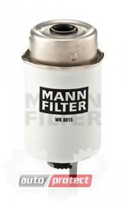 Фото 1 - MANN-FILTER WK 8015 фильтр топливный