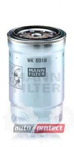 Фото 1 - MANN-FILTER WK 8019 фильтр топливный