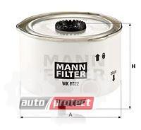 Фото 1 - MANN-FILTER WK 8022 x фильтр топливный