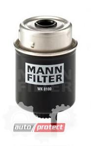 Фото 1 - MANN-FILTER WK 8100 фильтр топливный