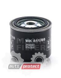 Фото 1 - MANN-FILTER WK 811/86 фильтр топливный