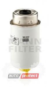 Фото 1 - MANN-FILTER WK 8157 фильтр топливный