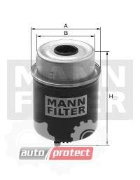 Фото 1 - MANN-FILTER WK 8162 фильтр топливный