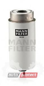 Фото 1 - MANN-FILTER WK 8168 фильтр топливный