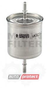 Фото 1 - MANN-FILTER WK 822/2 фильтр топливный