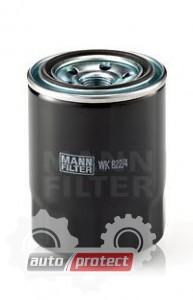 Фото 1 - MANN-FILTER WK 822/4 фильтр топливный