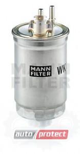 Фото 1 - MANN-FILTER WK 829/2 фильтр топливный