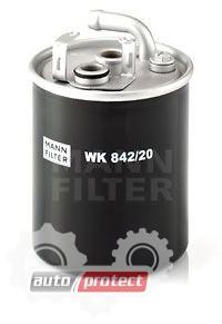 ���� 1 - MANN-FILTER WK 842/20 ������ ���������