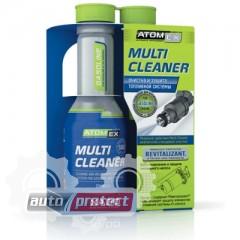 Фото 1 - Atomex Multi Cleaner очиститель топливной системы бензин 250мл