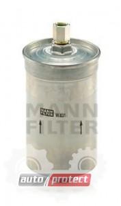 Фото 1 - MANN-FILTER WK 853/1 фильтр топливный