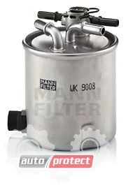 Фото 1 - MANN-FILTER WK 9008 фильтр топливный