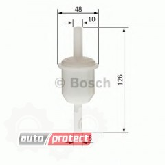 Фото 1 - Bosch 0 450 904 162 фильтр топливный