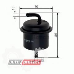 Фото 1 - Bosch 0 450 905 954 фильтр топливный