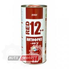Фото 2 - XADO G12++ -40С Антифриз готовый красный