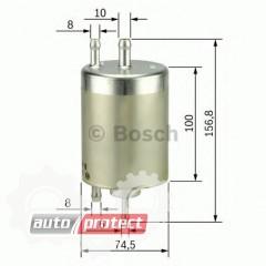 Фото 1 - Bosch 0 450 905 968 фильтр топливный