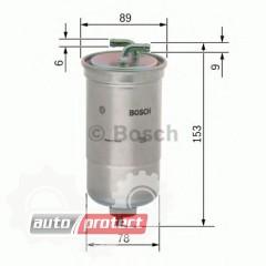 Фото 1 - Bosch 0 450 906 172 фильтр топливный