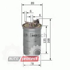 Фото 1 - Bosch 0 450 906 261 фильтр топливный