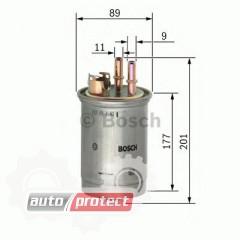 Фото 1 - Bosch 0 450 906 307 фильтр топливный