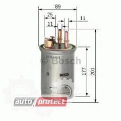 Фото 1 - Bosch 0 450 906 308 фильтр топливный