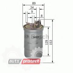 Фото 1 - Bosch 0 450 906 334 фильтр топливный