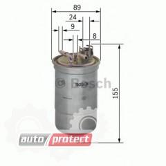 Фото 1 - Bosch 0 450 906 409 фильтр топливный
