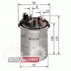 Фото 1 - Bosch 0 450 906 426 фильтр топливный
