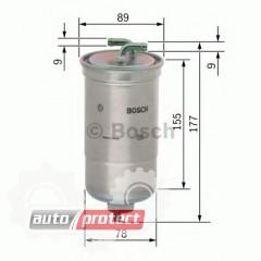 Фото 1 - Bosch 0 450 906 440 фильтр топливный
