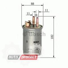 Фото 1 - Bosch 0 450 906 452 фильтр топливный