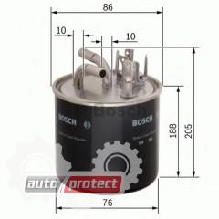 Фото 1 - Bosch 0 450 906 459 фильтр топливный