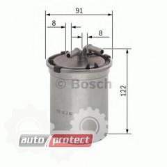 Фото 1 - Bosch 0 450 906 464 фильтр топливный