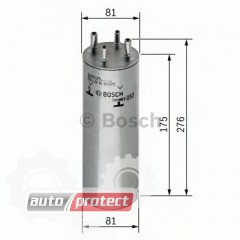 Фото 1 - Bosch 0 450 906 467 фильтр топливный
