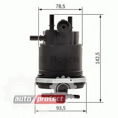Фото 1 - Bosch 0 450 907 001 фильтр топливный