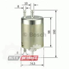 Фото 1 - Bosch 0 450 915 003 фильтр топливный